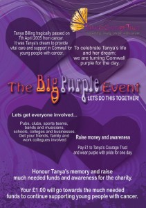 Big Purple Event