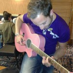 Signed Guitar by James Morrison For Sale