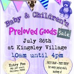 Baby & Children's Preloved Goods Sale