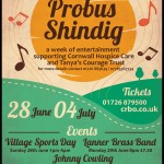 "Probus ""Shindig"": 28th June – 4th July"