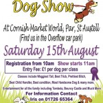 Charity Fun Dog Show – Saturday 15th August