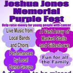 Purple Fest, Helston – 23rd August – CANCELLED