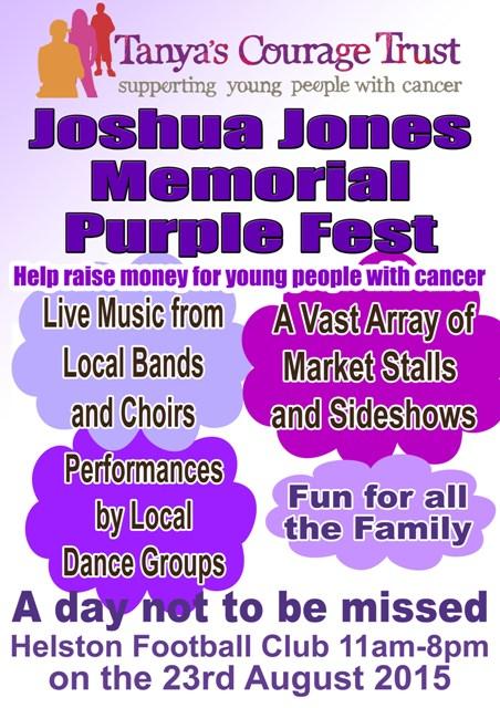 Joshua Jones Memorial - Web image