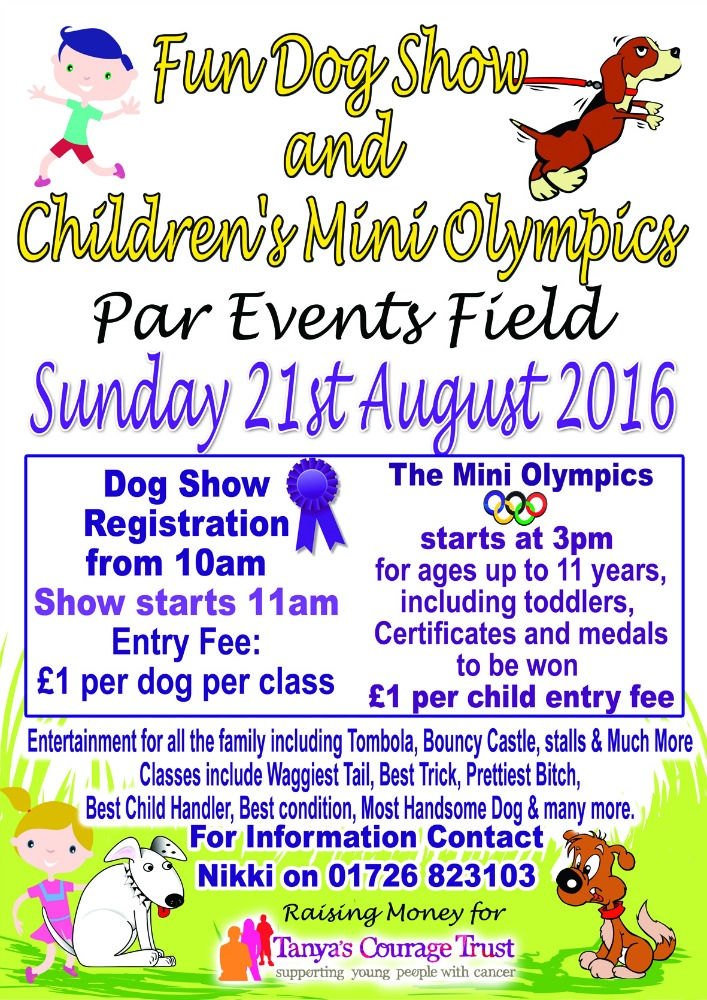 Dog Show Poster 2016 resized