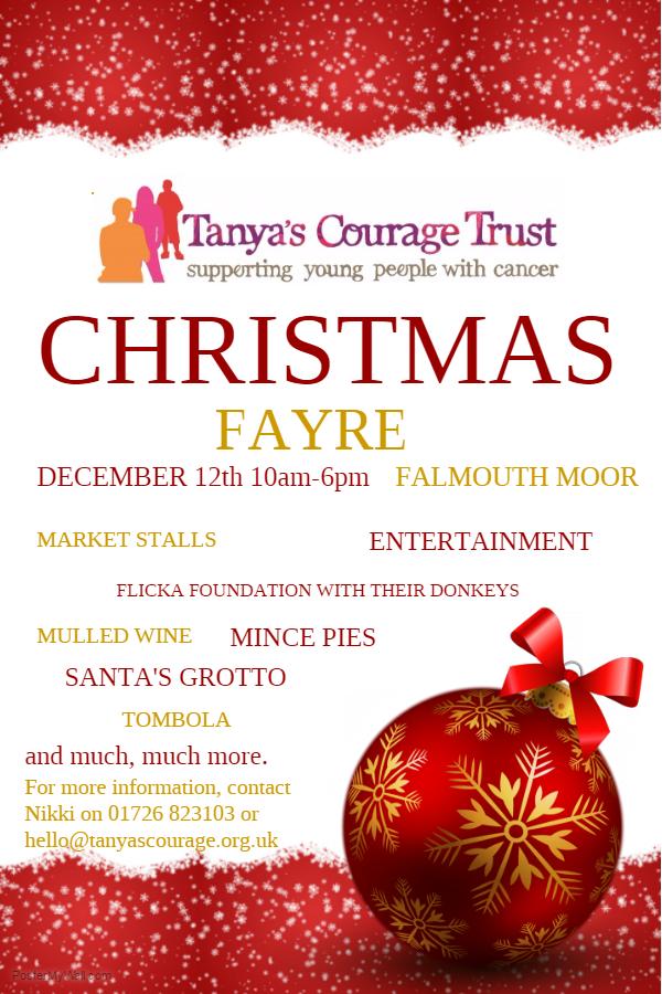 Christmas Fayre Poster 2