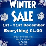 St Austell Winter Sale