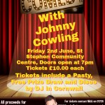 An Evening with Johnny Cowling
