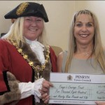 Penryn Town Council Donation