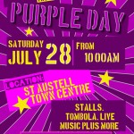 Purple Day 2018!