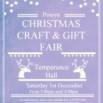 Penryn Christmas Craft and Gift Fayre