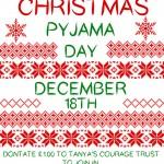 Christmas Pyjama Day